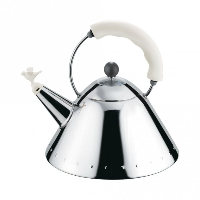 Alessi 9093 Kettle White (9093 W)
