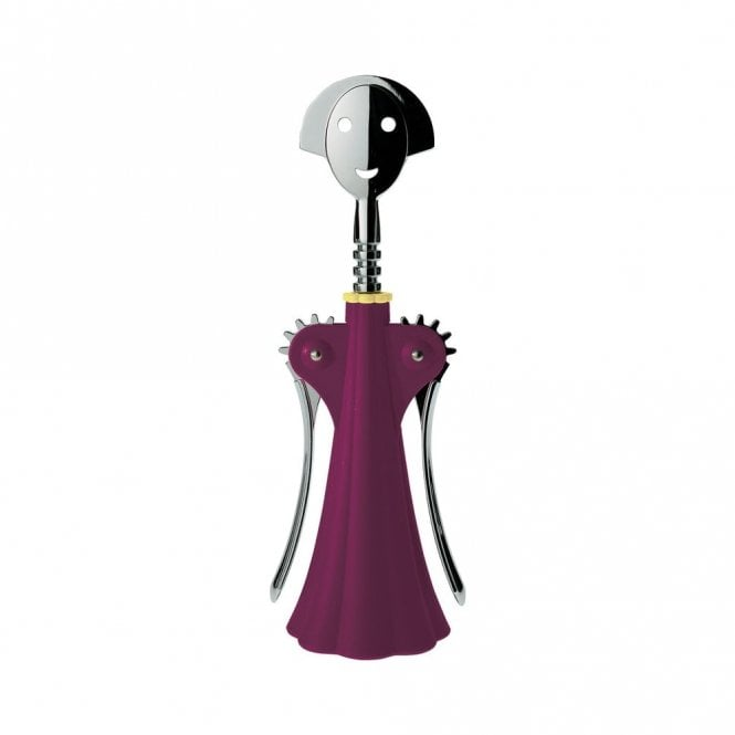 Alessi Anna G. Corkscrew Red (AAM01 R)