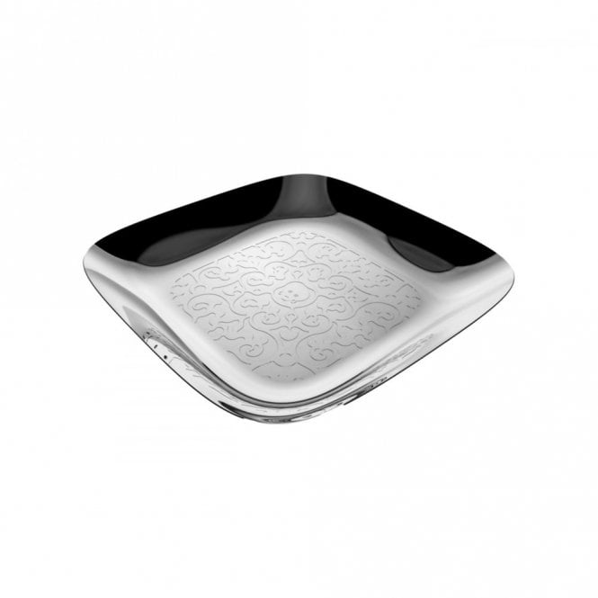 Alessi Dressed Square Tray (MW09)