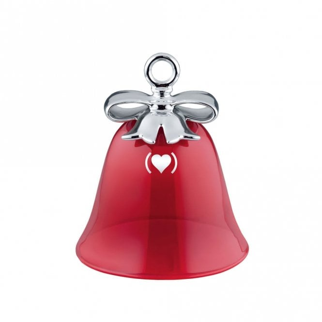 Alessi Dressed Xmas Tree Ornament (Product) Red (MW42 Red)
