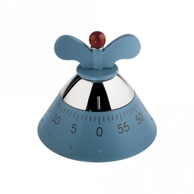 Alessi Kitchen Timer Blue (A09)