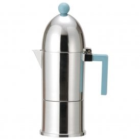 La Cupola Espresso Coffee Maker Blue (A9095/6 AZ)