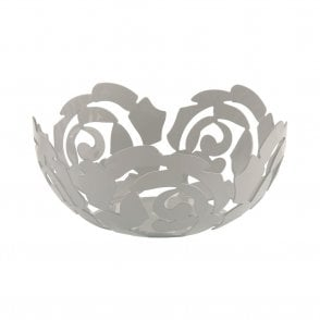 La Rosa Fruit Bowl Platinum White (ESI15/21 W)