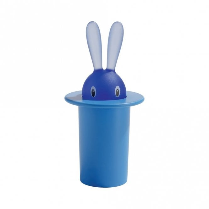 Alessi Magneti Magic Bunny Magnet Light Blue (ASG16 AZM)