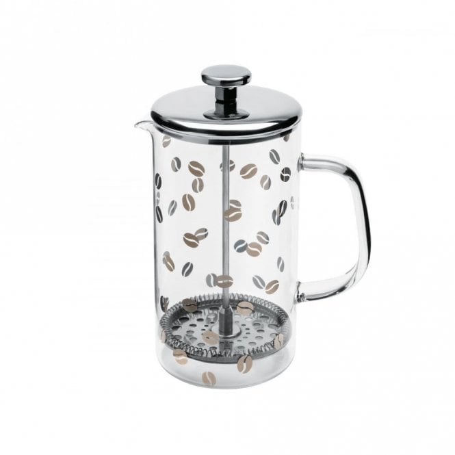 Alessi Mame Press Filter Coffee Maker / Infuser (AJM30/8)