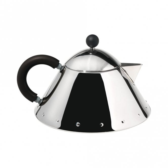 Alessi MG33 Teapot Black (MG33 B)