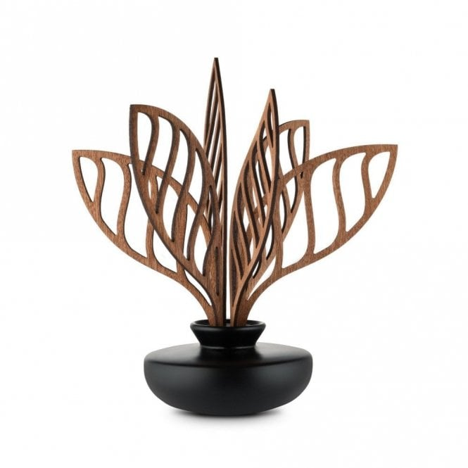Alessi Shhh The Five Seasons - Leaf Fragrance Diffuser (MW64 5S B)