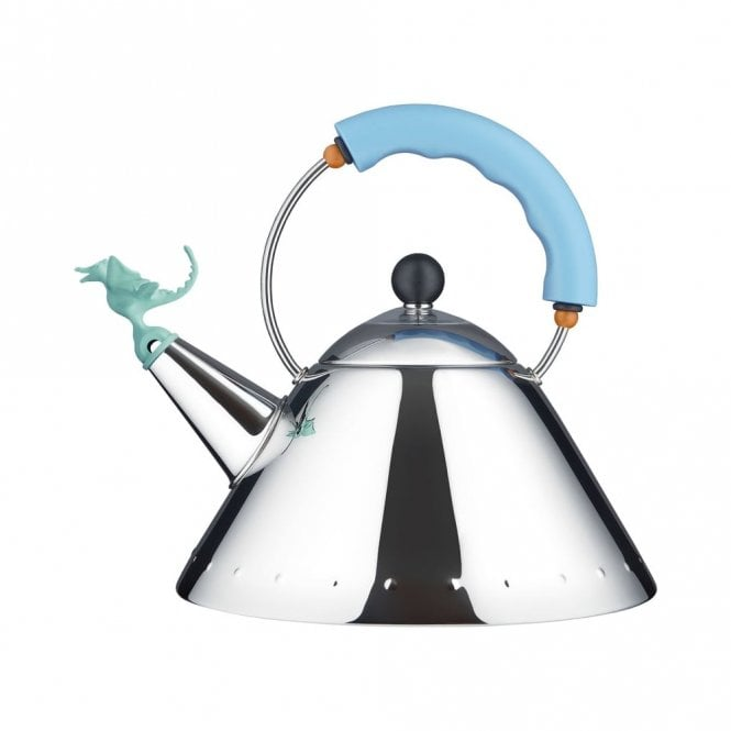Alessi Tea Rex Kettle Light Blue (9093REXLAZ)
