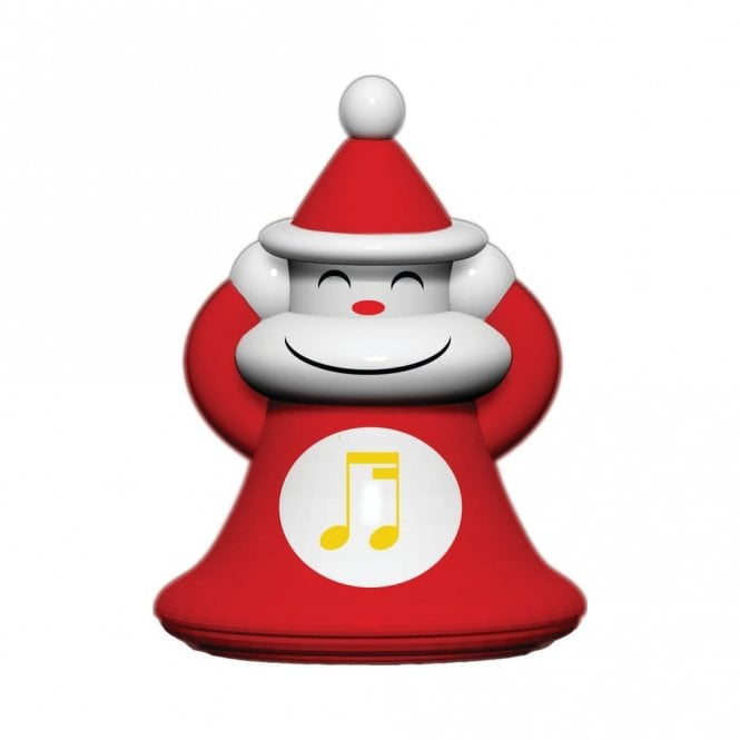 Alessi Tingle Bell Santa Figure (AMGI29)