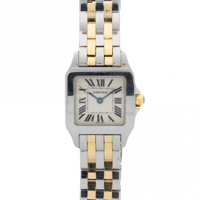 Cartier Ladies Santos Demoiselle W25066Z6