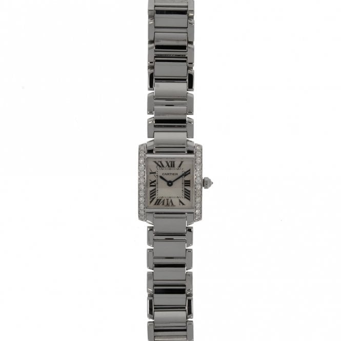 Cartier Ladies Tank Francaise 2384