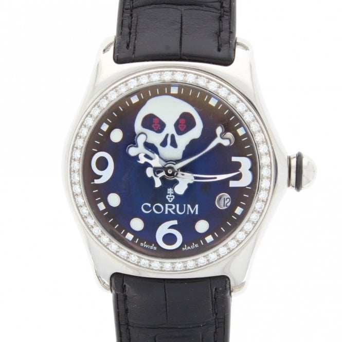 "Corum Ladies Bubble Ltd. Edt. ""Jolly Roger"" 1691808 / 03916147"