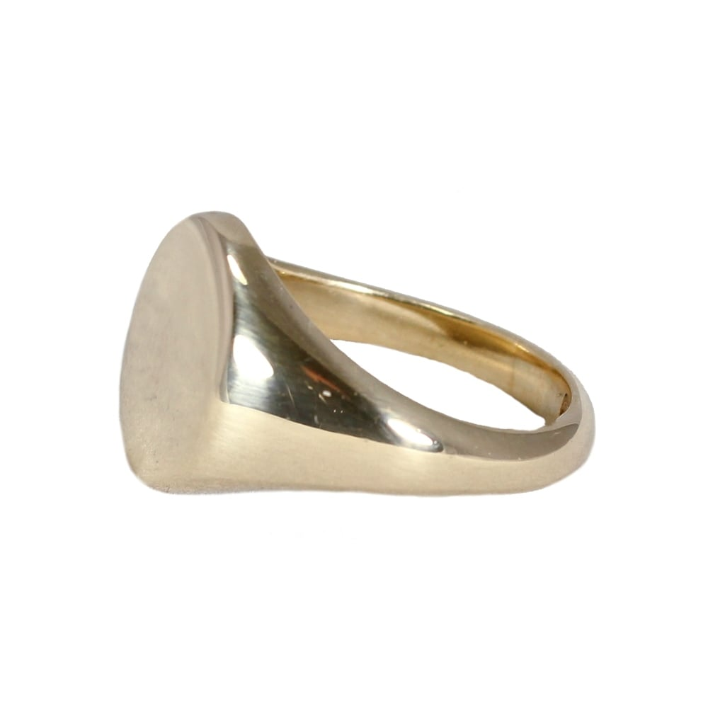 gents ring yellow gold gents ring from griffin jewellers uk