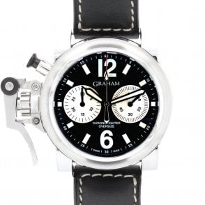 Gents Chronofighter Oversize 20 VAS