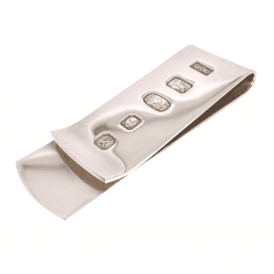 Heavyweight Money Clip