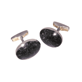 Preseli Oval Cufflinks