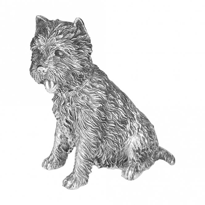 Harrison Bros & Howson Sitting Terrier (9204)