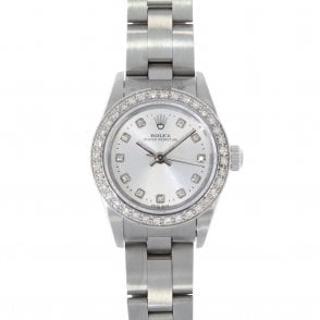 Ladies Rolex Oyster Perpetual 76080
