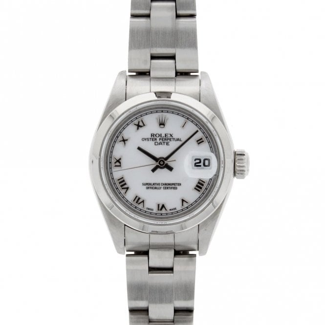 Rolex Ladies Rolex Oyster Perpetual Datejust 79160