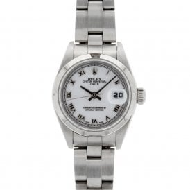 Ladies Rolex Oyster Perpetual Datejust 79160