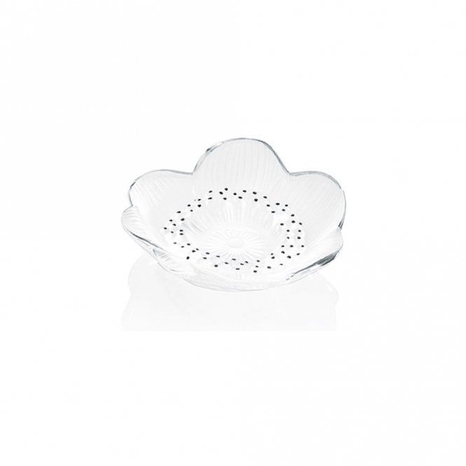 Lalique Anemone Bowl Clear (10120400)