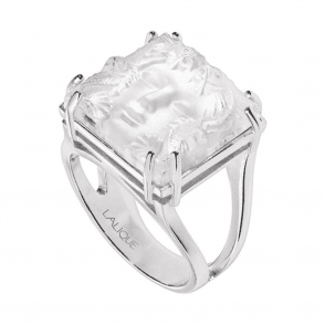 Arethuse Masque De Femme Ring Clear (10379200)