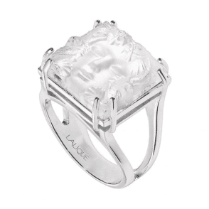 Arethuse Masque De Femme Ring Clear (10421400)