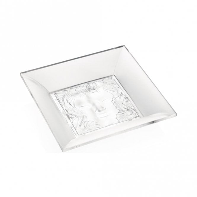Lalique Arethuse Masque De Femme Tray Clear - Small (10218600)