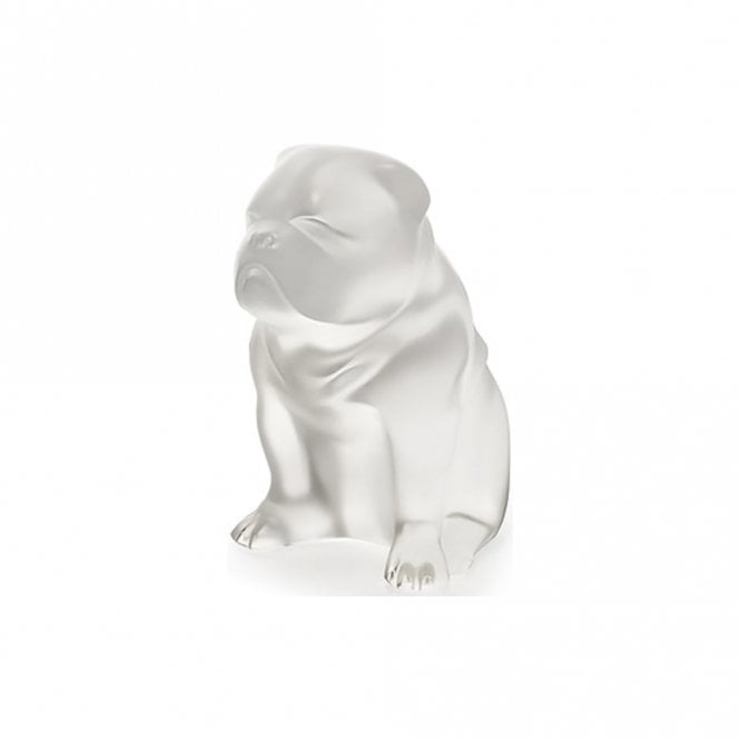 Lalique Bulldog Clear (10520200)