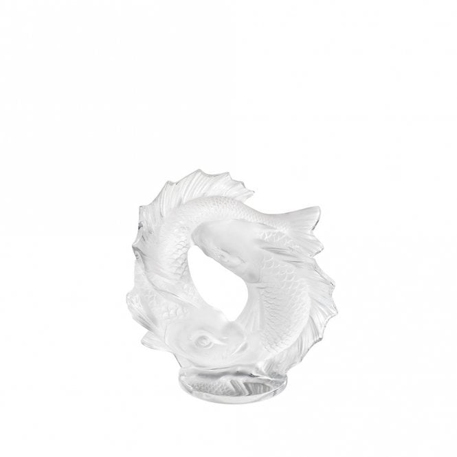 Lalique Double Fish Clear (10672800)