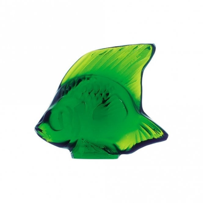 Lalique Fish Green Meadow (3003200)