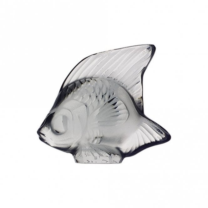 Lalique Fish Grey (3001400)