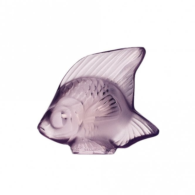 Lalique Fish Lilac (3001800)