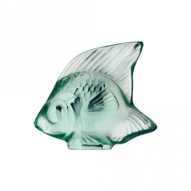 Lalique Fish Mint Green (3001900)