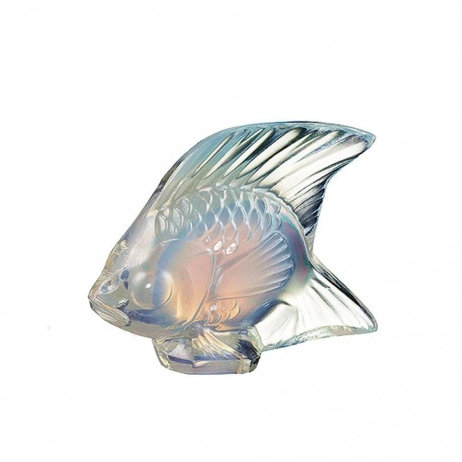 Lalique Fish Opalescent Luster (10307700)