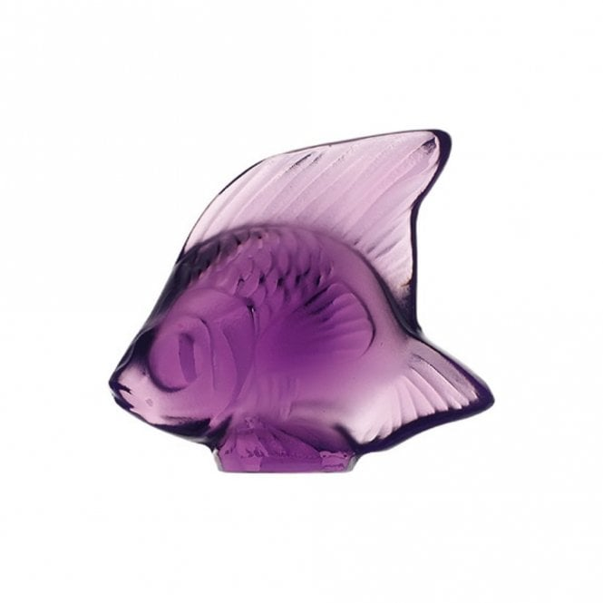 Lalique Fish Purple (3000600)