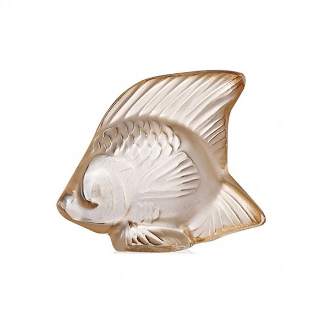 Lalique Fish Yellow Gold (3002900)
