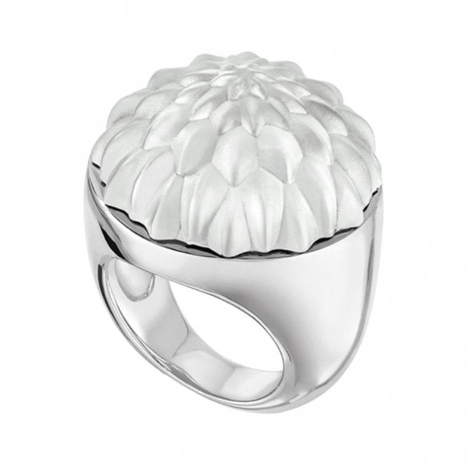 Lalique Flora Bella Ring Clear (10607100)