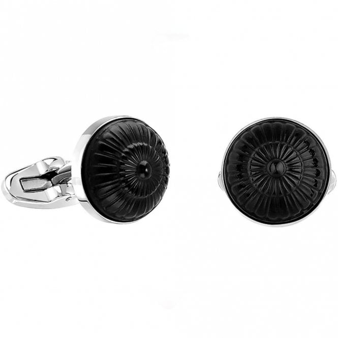 Lalique Gourmande Cufflinks Black (10365300)