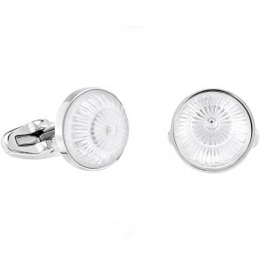 Gourmande Cufflinks Clear (10365200)