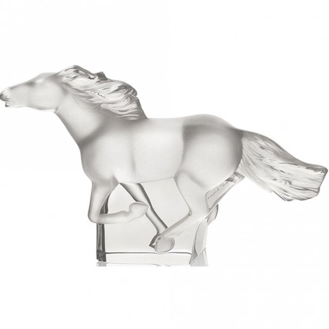 Lalique Horse Kazak Clear (1204800)