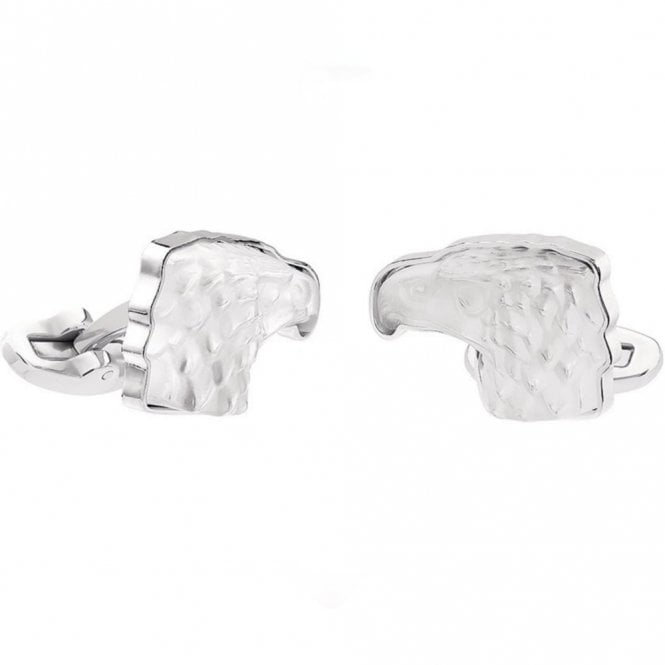 Lalique Mascottes Eagle Cufflinks Clear (10337400)