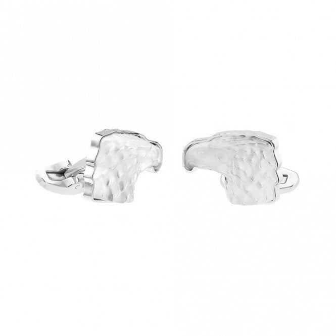 Lalique Mascottes Eagle Cufflinks Clear (10605200)