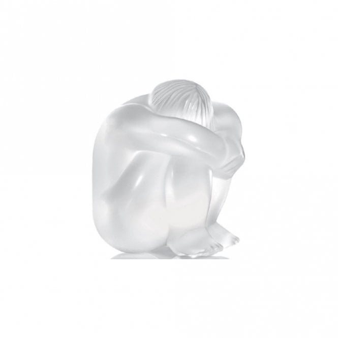 Lalique Meditating Nude Clear (1192200)