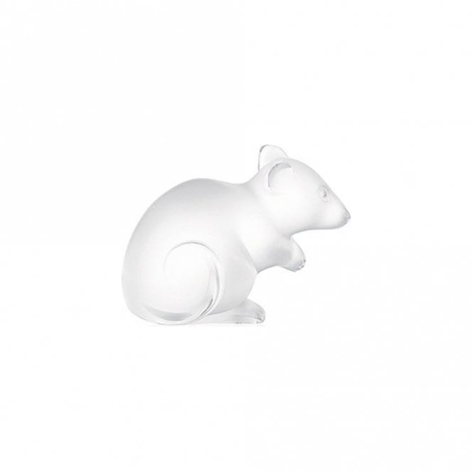 Lalique Mouse Clear (1068000)