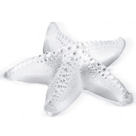 Oceania Starfish Paperweight Clear (1185800)