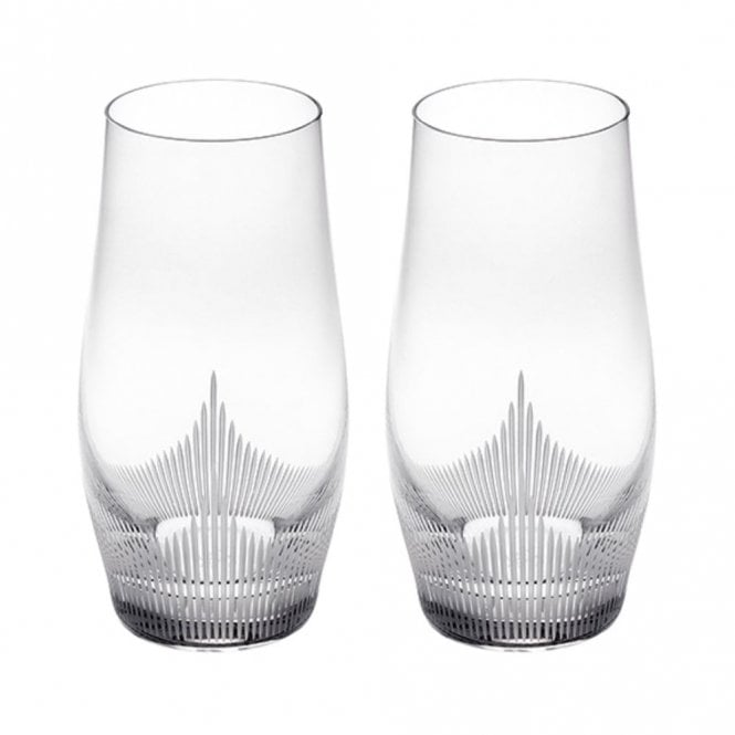Lalique Pair of 100 Points Longdrink Tumblers (10332500)