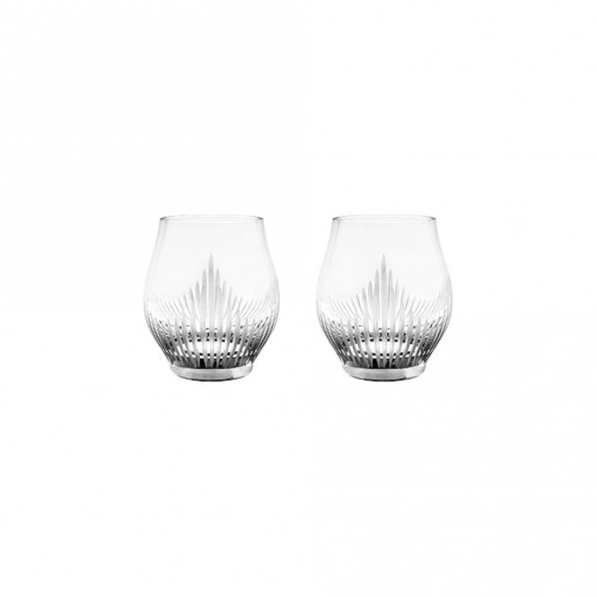 Lalique Pair of 100 Points Shot Glasses (10484800)