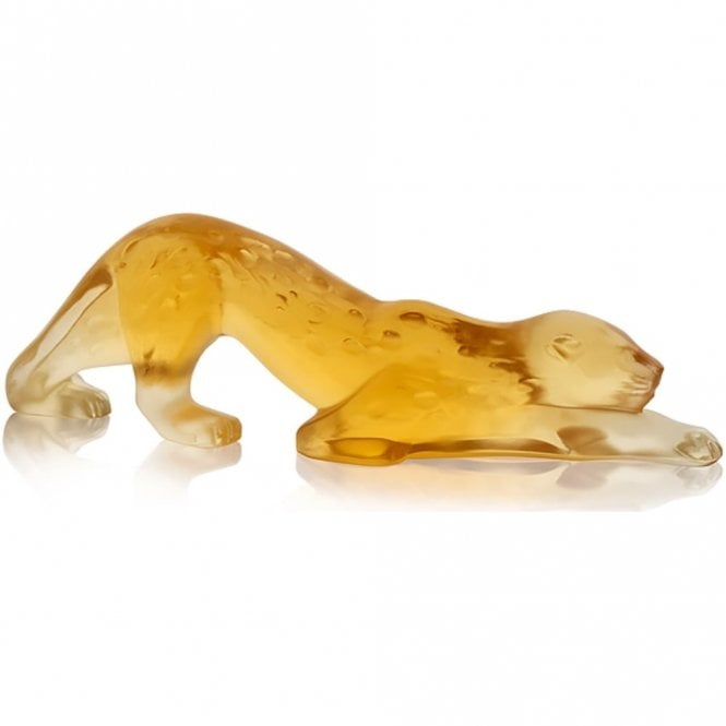 Lalique Panther Zeila Amber (10492800)