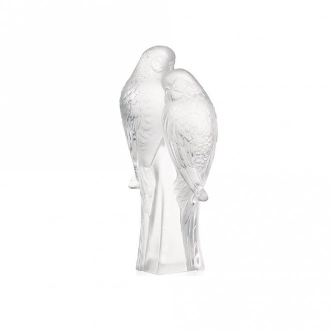 Lalique Two Parakeets Clear (1211900)